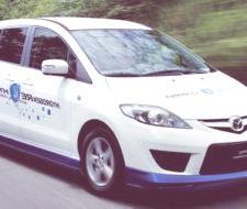 Mazda presentara en el Salón de Tokio, a la variante Hydrogen Hybrid y a los Trial
