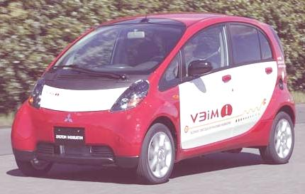 Mitsubishi i-MiEV 2