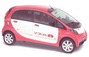 PSA tendrá una versión del i MIEV (Mitsubishi)