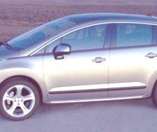 Peugeot 3008 híbrido para el 2011
