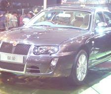 Roewe 750 híbrido, SAIC potenciara a la firma que tiene los modelos de Rover