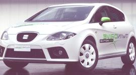 Seat León Twin Drive Ecomotive Concept