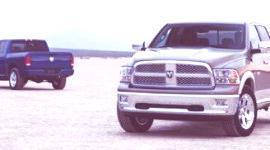 Dodge Ram Hybrid 2010, primeros datos