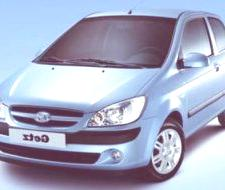 Hyundai Getz Eléctrico, para Australia, nuevos datos