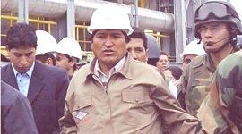 Bolivia tiene la mayor reserva de litio de la tierra