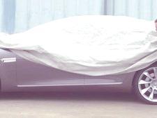 Tesla Model S 2010, aparece la primera imagen