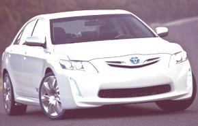Toyota Camry HC-CV Concept, para Melbourne 2009