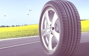 El primer neumático ecológico de Goodyear