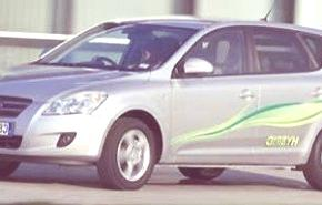 Kia Cee´d Hybrid 2009, primeros datos