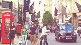 Londres implantará una red de alquiler de coches eléctricos públicos