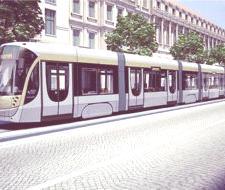 Tranvía sin catenaria, por Bombardier