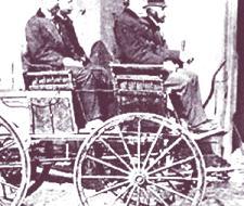 Hace más de 100 años también hubo coches eléctricos