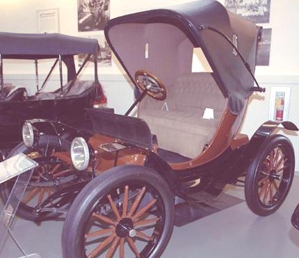 1909 Bailey
