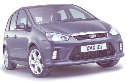 2007 Ford C-MAX. (12/05/06)