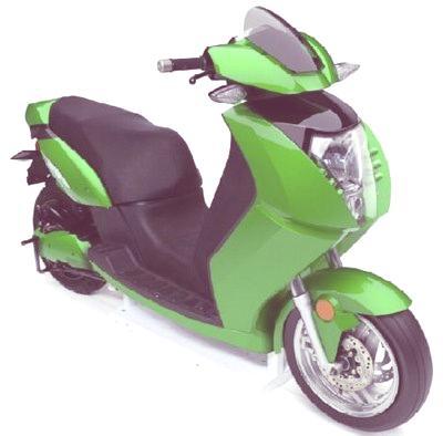 going VX2 verde