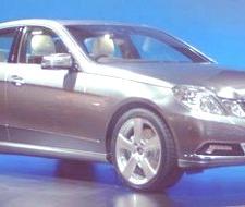 Mercedes Benz E250 Bluetec Concept
