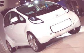 Mitsubishi confirmo al i-MiEV en Estados Unidos, en el Salón de Nueva York