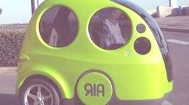 Airpod, un coche de aire comprimido fuera de lo común