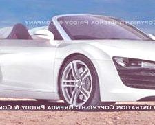 Audi R8 descapotable y eléctrico (rumor que no es cierto)
