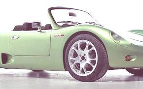 Brusa Spyder, un nuevo deportivo eléctrico