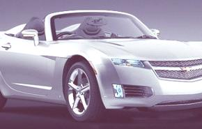 Chevrolet Sky (Volt), recreación de una posible variante del modelo de Saturn