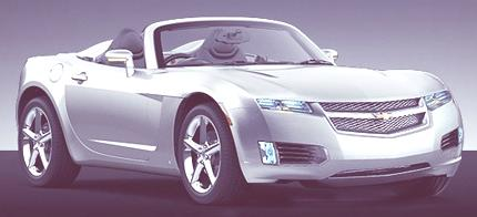 Chevrolet Sky-Volt
