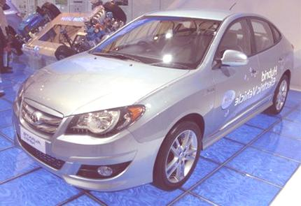 Hyundai híbrido