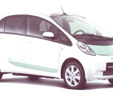 Mitsubishi i-MiEV de producción, primero para Japón