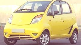 Tata Nano, ahora con versión híbrida y eléctrica