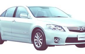Toyota Camry Hybrid Asean, la variante ecología del modelo tailandés