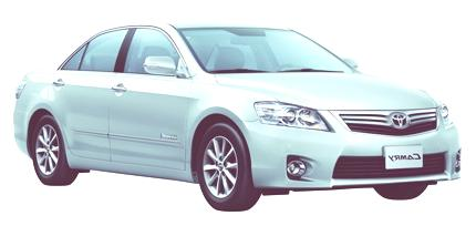 Toyota Camry Hybrid (ASEAN)