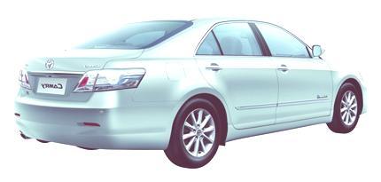 Toyota Camry Hybrid (ASEAN)2