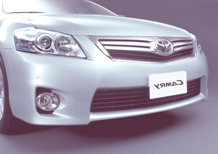 Toyota Camry Hybrid (ASEAN)3