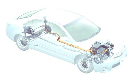 Toyota Camry Hybrid (ASEAN)4