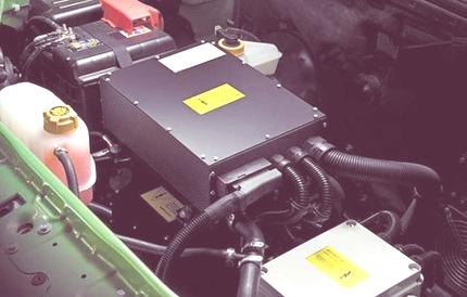 Fiat Palio Weekend eléctrico4