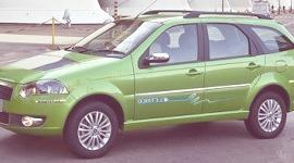 Fiat Palio Weekend eléctrico, una variante muy importante para el Mercosur