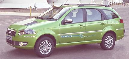 Fiat Palio Weekend Elétrico