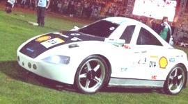 Sahimo, un coche de hidrógeno de Turquía