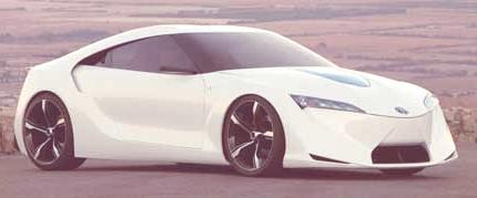 Toyota FT-HS Concept 1