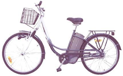 bici electrica classicgris