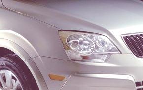 Buick SUV híbrido para el 2011 (a base del Saturn VUE Hybrid)