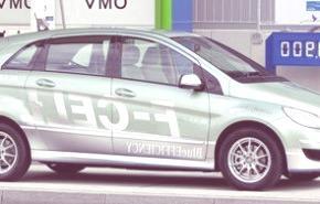 Mercedes Clase B F-Cell 2010, todos los detalles
