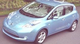 Nissan Leaf EV, el eléctrico de Nissan ya es una realidad