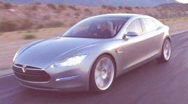 Tesla Model S, nuevas imágenes e informaciones