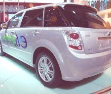 BYD e6 eléctrico (200 kw), Plan Movele