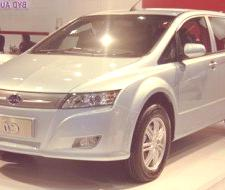 BYD e6 eléctrico (75 kw), Plan Movele