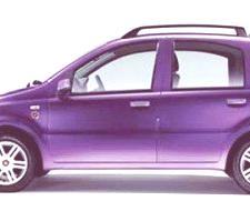 Micro-Vett Fiat Panda (Plan Movele)