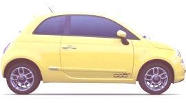 Micro-Vett Fiat 500 (Plan Movele)