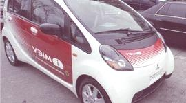 Mitsubishi i-MiEV, (Plan Movele)