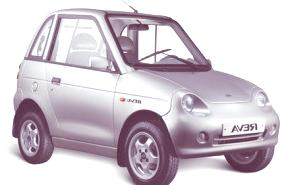 Reva LHD Standard L-Ion, (Plan Movele)